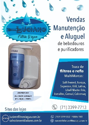 Foto 5 - Refil- purificador soft everest fit-star-plus-slim